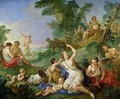 The Triumph of Bacchus - Charles Joseph Natoire