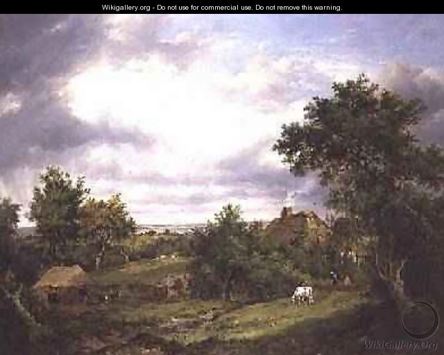 View in Hampshire - Patrick Nasmyth