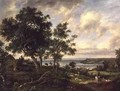 Meeting of the Avon and the Severn - Patrick Nasmyth