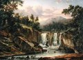 The Falls of Tummel 1820 - Patrick Nasmyth