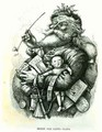 Merry Old Santa Claus - Thomas Nast