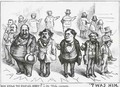 Who Stole the Peoples Money from The New York Times 1871 - Thomas Nast