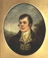 Robert Burns - Alexander Nasmyth