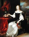 Portrait of an Elegant Lady 1670 - Caspar Netscher