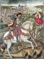 St George and the Dragon - Pedro Nisart