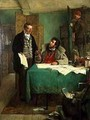 Signing the New Lease 1868 - Erskine Nicol