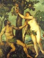 Adam and Eve - Tiziano Vecellio (Titian)