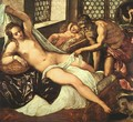 Venus, Vulcan and Mars - Jacopo Tintoretto (Robusti)