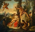 Bacchus and Ariadne - Giovanni Battista Tiepolo