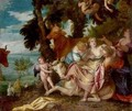 The Rape of Europa 3 - Paolo Veronese (Caliari)