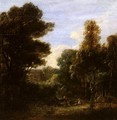 A Woody Landscape - Sir David Wilkie