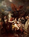 The Fatal Wounding of Sir Philip Sidney - Benjamin West