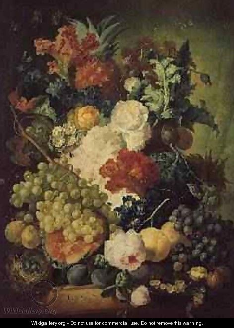Still Life - Jan van Os