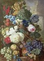 Flowers and Fruit 2 - Jan van Os