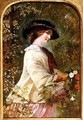 The Flower Seller - Emily Mary Osborn
