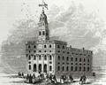 Mormon Temple at Salt Lake, 1854 - John William Orr