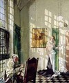The Studio - Sir William Newenham Montague Orpen