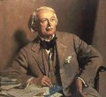 Portrait of the Rt. Hon. David LLoyd George - Sir William Newenham Montague Orpen