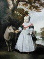 Child and Sheep, 1655 - Anthonie Palamedesz. (Stevaerts, Stevens)