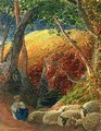 The Magic Apple Tree - Samuel Palmer