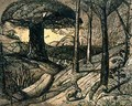 Early Morning, 1825 - Samuel Palmer