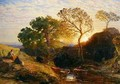 Sunset, c.1861 - Samuel Palmer