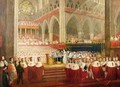 The Coronation of Queen Victoria, June 28th 1838 - Edmund Thomas Parris