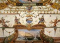Ceiling panel from the Stanzino delle Matematiche 3 - Giulio Parigi