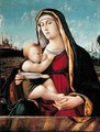 Virgin feeding the Child - Veneto (Pasqualino di Niccolo) Pasqualino