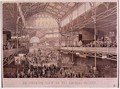 The Interior of the New York Crystal Palace, pub. by Endicott and Co., New York, 1855 - Charles Parsons