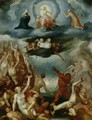 The Last Judgement - Martin Pepyn or Pepin