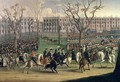 The Reception of General Louis Kossuth in New York City, 6th December 1851 - E. Percel