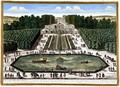 The Cascades at Sceaux, from Vues des belles maisons de France, published 1680 - Adam Perelle