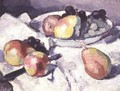 Still Life Pears and Grapes, c.1930 - Samuel John Peploe