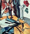 Red Rose - Samuel John Peploe