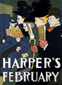 Harpers February, 1897 - Edward Penfield