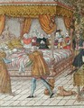 The Death of Henri II 1519-59 10th July 1559 2 - Tortorel, J. Perrissin, J. J. &