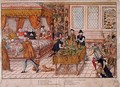 The Death of Henri II 1519-59 10th July 1559 - Tortorel, J. Perrissin, J. J. &