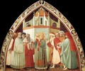 Disputation of St Stephen - Paolo Uccello