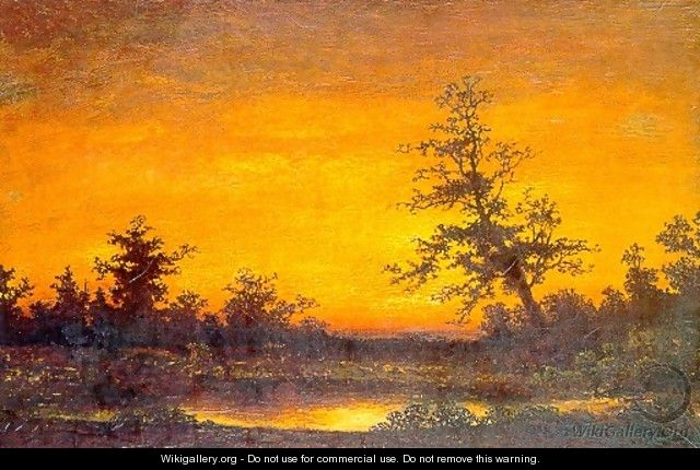 Twilight - Ralph Albert Blakelock