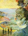 Self Portrait - Salvador Dali