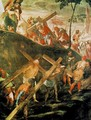 The Ascent to Calvary - Jacopo Tintoretto (Robusti)