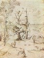 The Man-Tree - Hieronymous Bosch