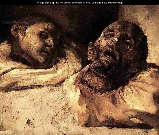 Severed Heads - Theodore Gericault