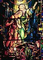 Abraham and Isaac - Louis Comfort Tiffany