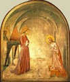 The Annunciation 2 - Angelico Fra