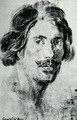 Portrait of a Man with a Moustache - Gian Lorenzo Bernini