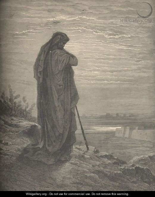 The Prophet Amos - Gustave Dore