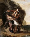The Bride of Abydos - Eugene Delacroix
