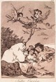All Will Fall - Francisco De Goya y Lucientes